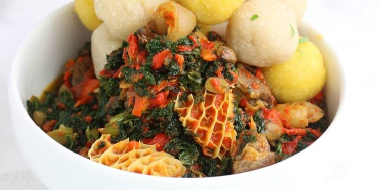 How to Lose Weight On Nigerian Food