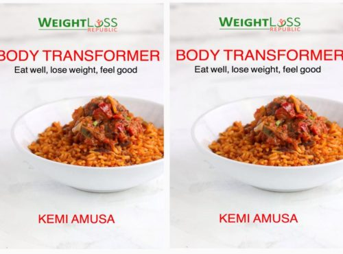 WeRep Body Transformer